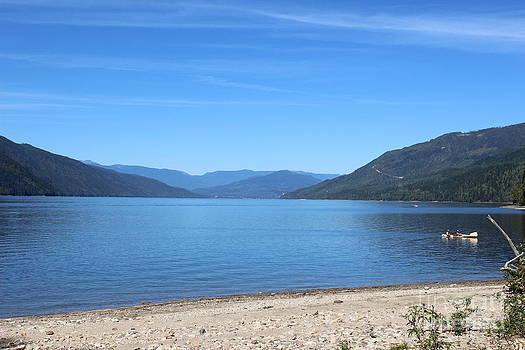 Mabel Lake by Doreen Lambert