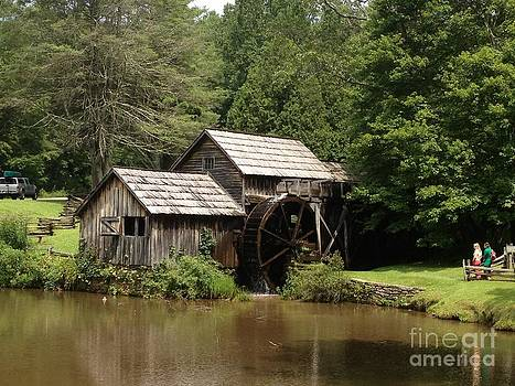Mabry Mill by Tim Blankenship