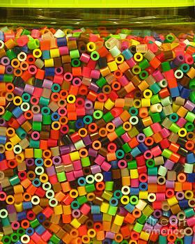 Macaroni Beads by Ranjini Kandasamy