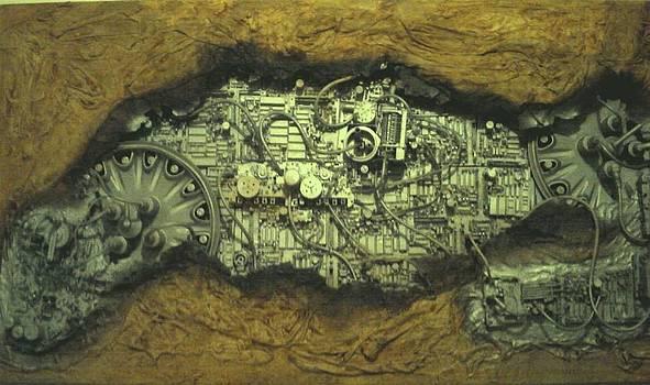 Machine by Junior Omni