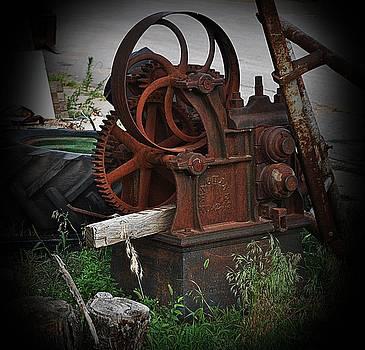Machine No. 243 by Joshua Burcham