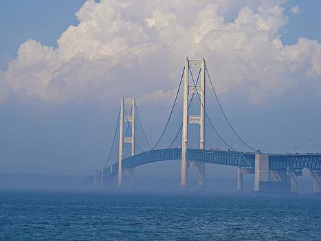 Mackinac by Lolly M