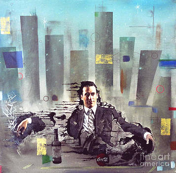 Mad Men Disintegration of Don Draper by John Lyes