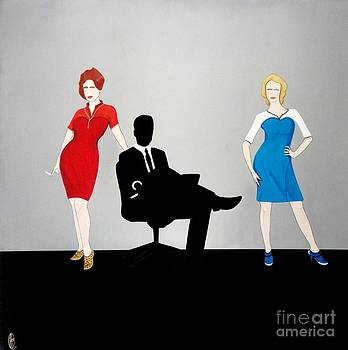 Mad Men in Technicolor by John Lyes