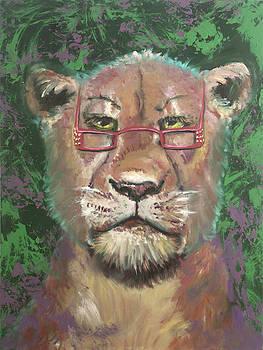 Madam Lion by Peter Bonk
