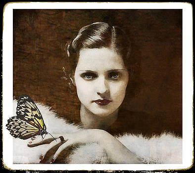 Madame Butterfly by Marie  Gale