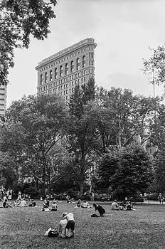 Madison Park by Andrew Kazmierski