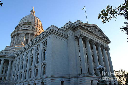 Gregory Dyer - Madison Wisconsin Capitol Building - 04