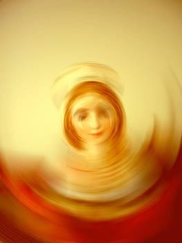 Madonna 3 by Costanza Canali