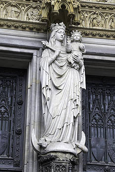 Teresa Mucha - Madonna and Child Cologne Cathedral