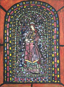 Madonna and Child by David Cardwell