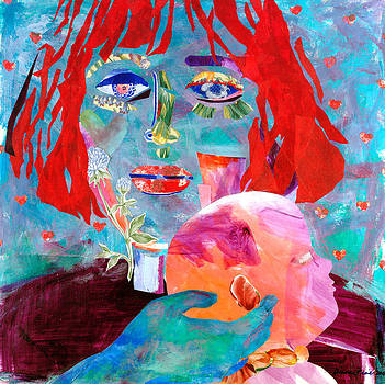 Diane Fine - Madonna and Child