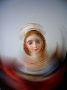 Madonna by Costanza Canali