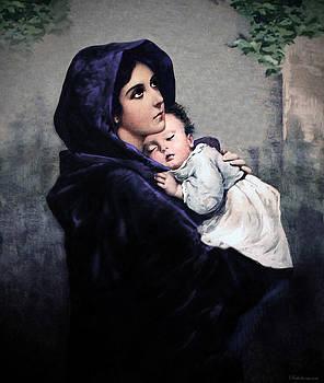 Madonnina by A Samuel