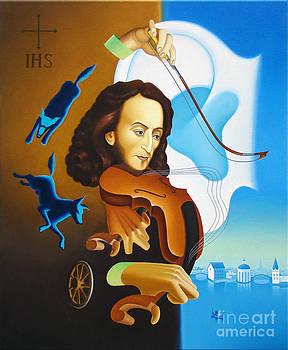 Maestro by Vasiliy Zherebilo