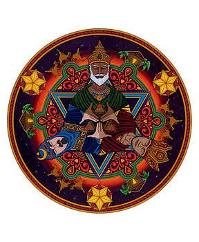 Magi Mandala by Daniel Ramirez