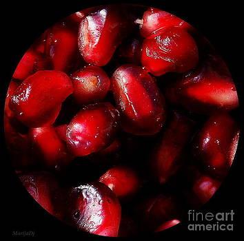 Magic berries by Marija Djedovic