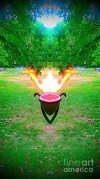 Magic Cauldron by Karen Newell
