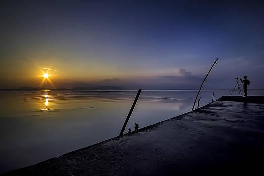 Magic Hour - Sunset by Sham Osman