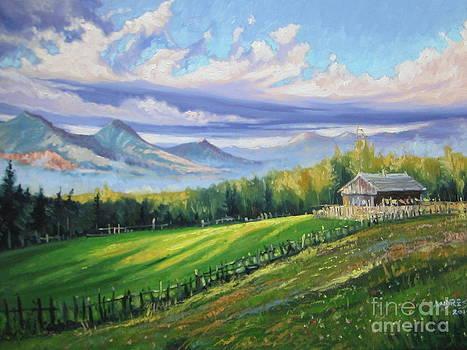Magic Land by Andrei Attila Mezei