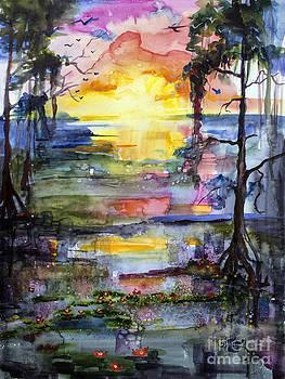 Ginette Callaway - Magic Sunrise in The Oke Georgia