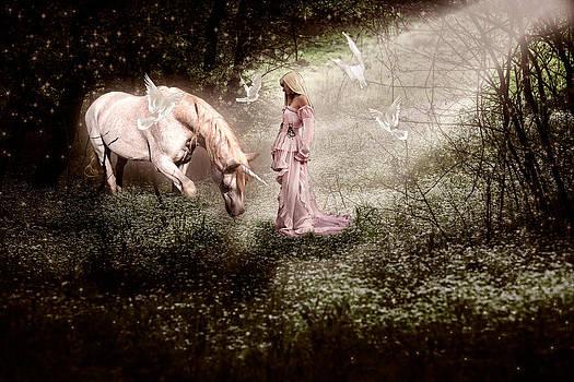 Magical Meadow by Gene Linzy