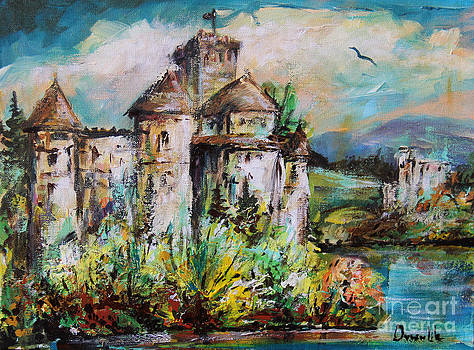 Magical Palace by Dariusz Orszulik