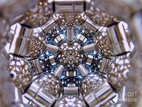 Magnetic Pentagonal Lattice by Mark Teeter