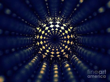 Magnetic Tube by Mark Teeter