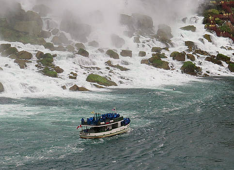 Maid of the Mist 02 by Cindy Haggerty