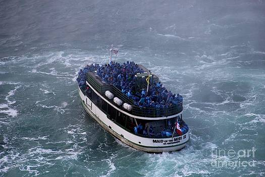 Maid of the Mist by Jeff Sommerfield