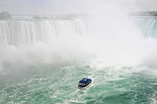 Maid of the Mist by Paul Van Baardwijk