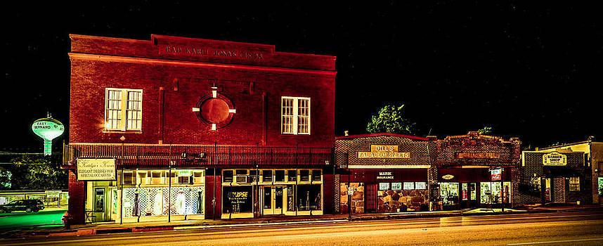David Morefield - Main Street East Bernard
