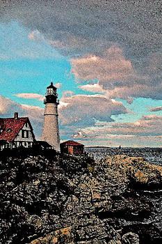 Maine by Carita Guyett