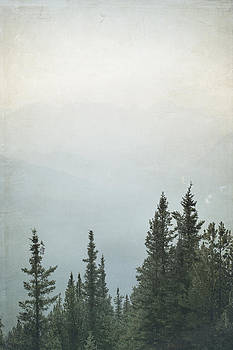 Majestic - Banff by Lisa Parrish