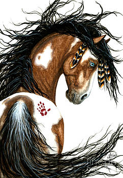 Majestic Horse #106 by AmyLyn Bihrle