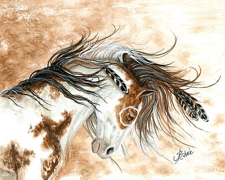 Majestic Horse Series 87 by AmyLyn Bihrle