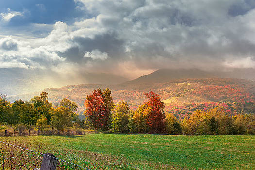 Mary Almond - Majestic Mountain