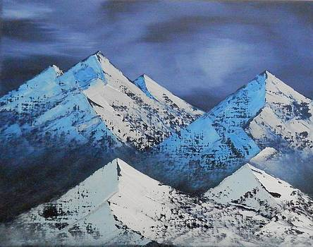 Majestic Rockies by Jared Swanson