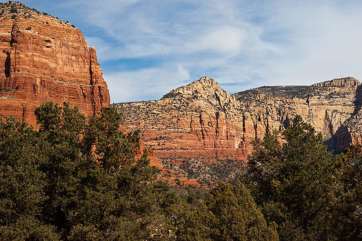 Majestic Sedona by Randy Bayne