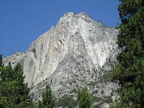 Majestic Yosemite by Kimberly Oegerle