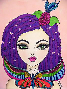 Makayla by Maria  RUIZ