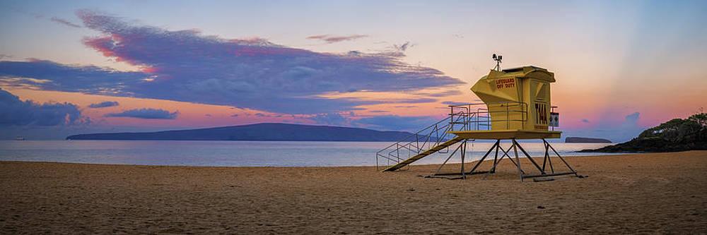 Makena Morning by Hawaii  Fine Art Photography