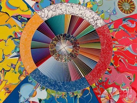 Makes Me Dizzy by Freda Sbordoni