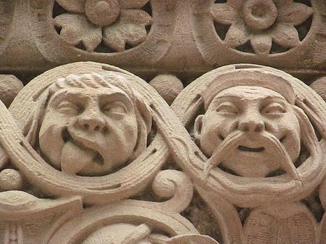 Alfred Ng - making faces