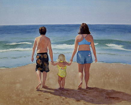 Making Their Way -SOLD by Lisa Pope