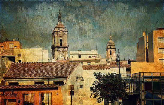 Jenny Rainbow - Malaga. Old Town