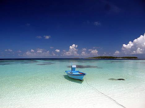Maldives 09 by Giorgio Darrigo