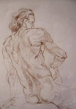 Male 2 by Adina Bubulina