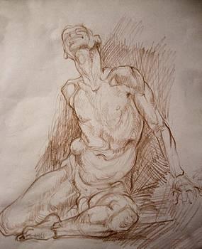 Male by Adina Bubulina